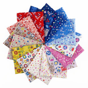 Hann's House - Fat Quarter Bundle