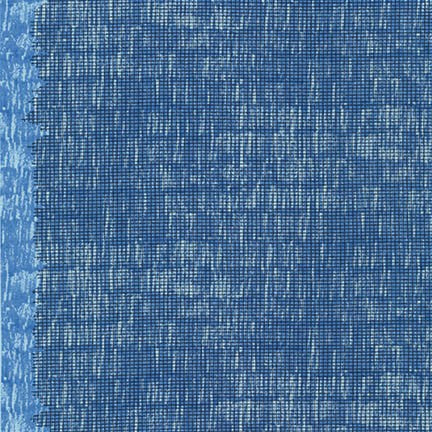 Harriot Texture Border in Blue