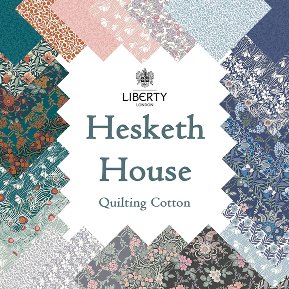 The Hesketh House Collection - Fat Quarter Bundle