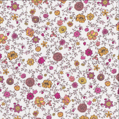 Flora Fushion in C from Liberty Tana Lawn by Liberty House Designers  for Liberty
