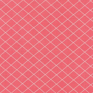 Bread N Butter Diamond Grid in Pink