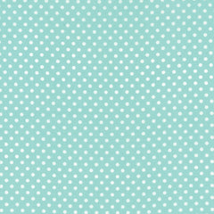 Small Dots in Aqua from Quarter Dot by Moda House Designers  for Moda