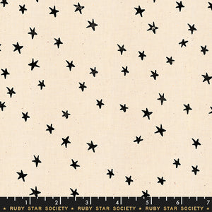 RS5020 12 Darlings Starry in Black by Alexia Marcelle Abegg for Ruby Star Society from Pink Castle Fabrics