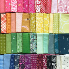 Random Fat Quarter Pack from Mystery Bundles by Sarah Watts for Cotton+Steel