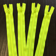 4 pack of Neon Yellow 9