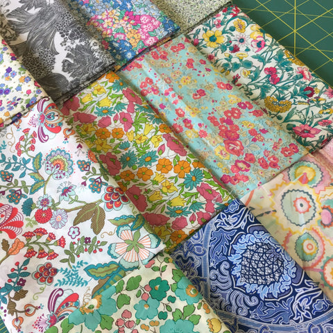 Scrap Pack - Liberty Tana Lawn Prints