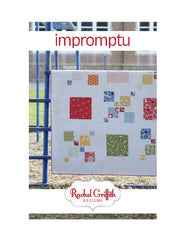 Impromptu - PDF Quilt Pattern by Rachel Griffith Designs