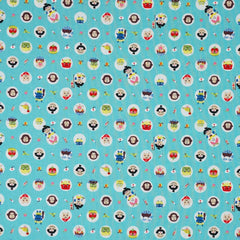 Momotaro in Aqua from Hobby Life by Westex House Designers  for Westex
