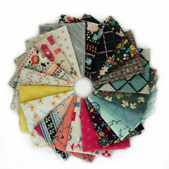 Indie Boheme - Fat Quarter Bundle from Indie Boheme by Pat Bravo for Art Gallery