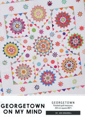 Georgetown on My Mind - Quilt Pattern by Jen Kingwell Designs