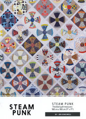 Steam Punk - Quilt Pattern by Jen Kingwell Designs