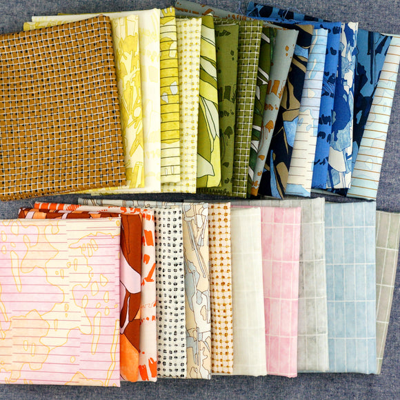 Jetty - Half Yard Bundle