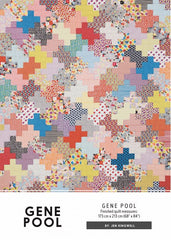 Gene Pool - Quilt Pattern by Jen Kingwell Designs