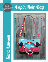 Lapin Noir Bag - Accessory Pattern from Sew Sweetness Purseware by Sew Sweetness for Sew Sweetness Purseware