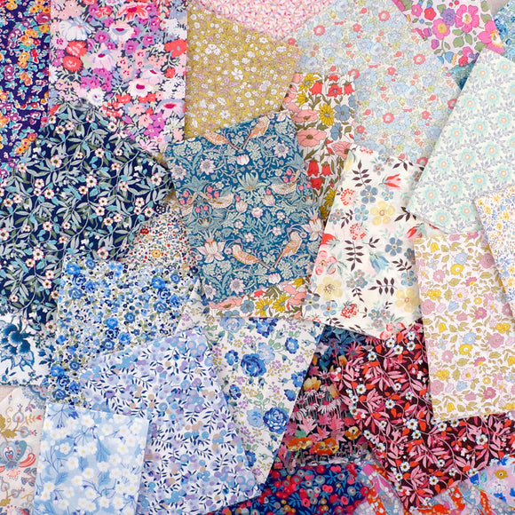 Scrap Pack – Liberty Tana Lawn Prints