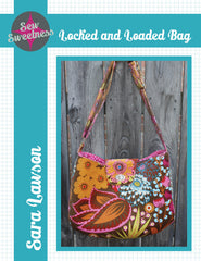 Locked And Loaded Bag - PDF Accessory Pattern from Sew Sweetness Purseware by Sew Sweetness for Sew Sweetness Purseware