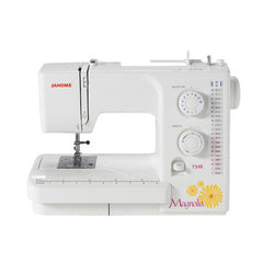 Janome Magnolia 7318 from Janome In Store Only by Anna Maria Horner for Janome