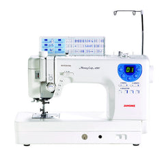Janome Memory Craft 6300 Professional from Janome In Store Only for Janome