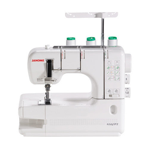 OPEN BOX - Janome CoverPro 900CPX