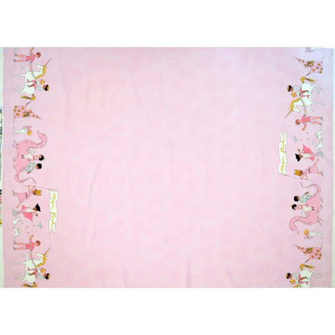 Magic Magical Parade Double Border in Blossom Metallic