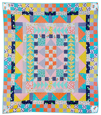 Maribel's Medallion Quilt Pattern
