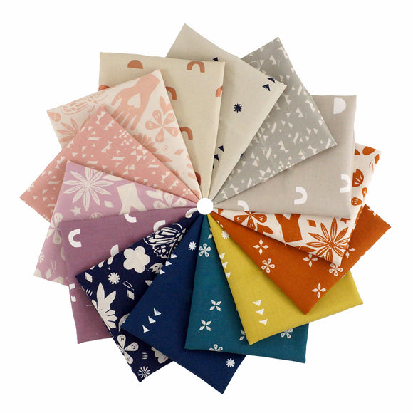 Moonrise - Fat Quarter Bundle