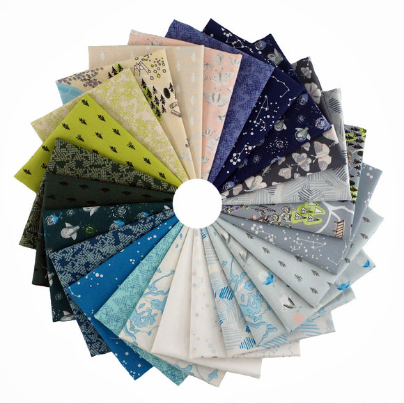 Night Hike - Fat Quarter Bundle