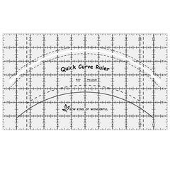 Quick Curve Ruler from Notions for Quilt In A Day