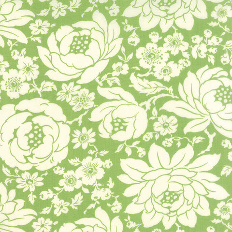 Hello Darling Floral in Green