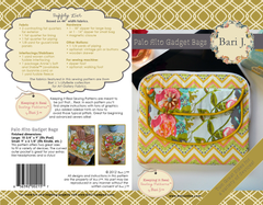 Palo Alto Gadget - Paper Accessory Pattern from Lillybelle by Bari J for Art Gallery