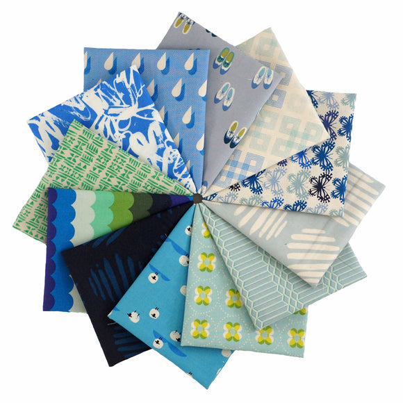 Panorama Ocean - Fat Quarter Bundle