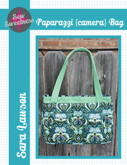 Paparazzi {camera} Bag Pattern from Sew Sweetness Purseware by Sew Sweetness for Sew Sweetness Purseware
