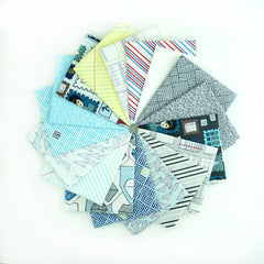 Paper Obsessed – Fat Quarter Bundle from Paper Obsessed by Heather Givans for Windham