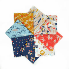 Paper Meadow - Fat Quarter Bundle from Paper Meadow by Jilly P for Dashwood Studio