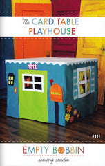 The Card Table Playhouse by Empty Bobbin
