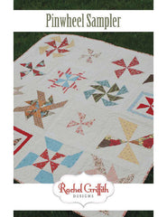 Pinwheel - PDF Quilt Pattern by Rachel Griffith Designs