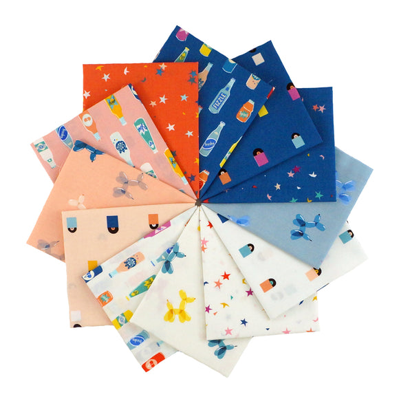 Pop! - Fat Quarter Bundle