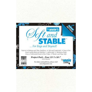 ByAnnie's Soft And Stable Project Pack - White