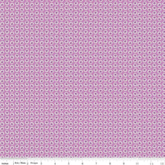 30s Mini Petals in Purple from 30s Minis by Erin Turner for Penny Rose Fabrics