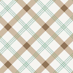 Apple Farm Plaid in Brown from Apple Farm by Elea Lutz for Penny Rose Fabrics