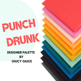 Punch Drunk by Giucy Giuce - Designer Palette
