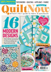 Quilt Now Magazine - Issue 39 - July 2017 for Quilt Now