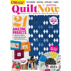 Quilt Now Magazine - Issue 37 - Early June 2017 for Quilt Now
