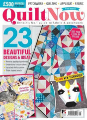 Quilt Now Magazine - Issue 35 - April 2017 for Quilt Now