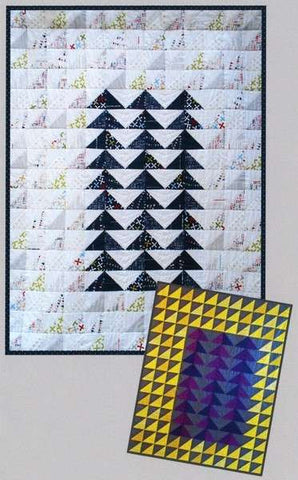 Rebel Flock - PDF Quilt Pattern