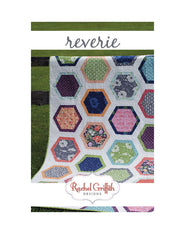 Reverie - PDF Quilt Pattern by Rachel Griffith Designs