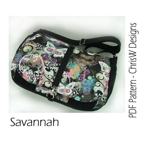 Savannah - PDF Accessory Pattern
