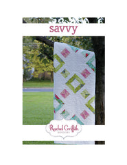 Savvy - PDF Quilt Pattern by Rachel Griffith Designs