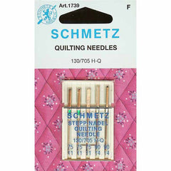 Schmetz Quilting Needle Pack - Mixed from Notions for Schmetz