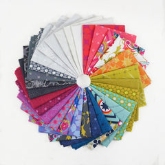 Seventy Six - Fat Quarter Bundle from Seventy Six by Alison Glass for Andover